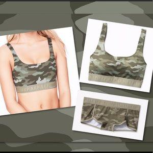 Victoria's Secret PINK Ultimate Sports Bra & Panty